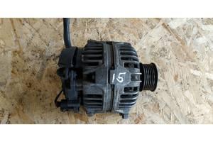 Б/у генератор/щетки для Audi A4(B5) Passat B4 -B5 Golf4 Skoda Tour 90A 028903028D (15)