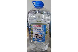 Дистиллированная вода Тайга 5 литров ОПТ
