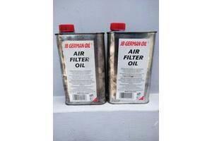 Масляная пропитка для воздушных фильтров JB GERMAN OIL