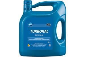 Моторное масло ARAL Turboral 10W40 5L