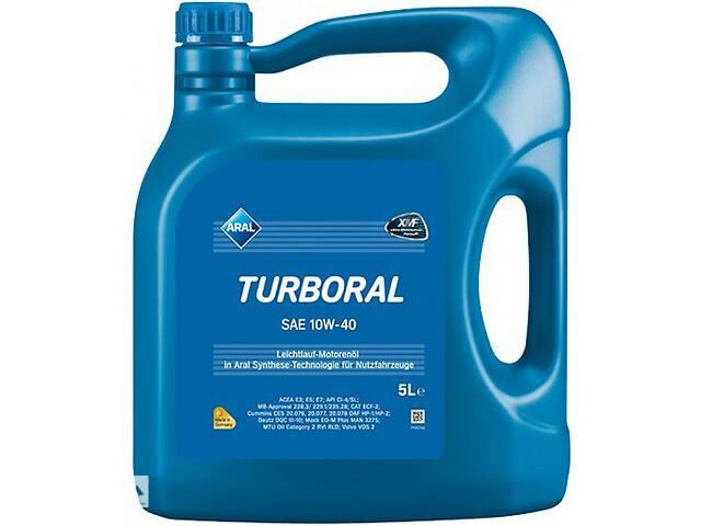 продам Моторное масло ARAL Turboral 10W40 5L бу  в Украине