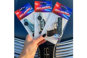 Оригинальные ароматизаторы для автомобиля