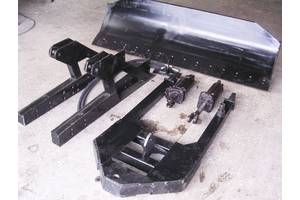 Отвал поворотный ЭТЦ-165, МТЗ-80 (82)