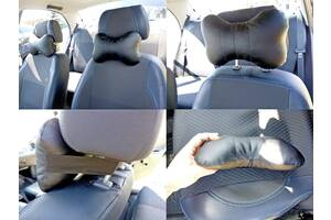 Подушки на подголовники сидений автомобиля