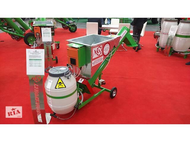 Протруювач насіння шнековий ПНШ-3 «Фермер» П- объявление о продаже  в Львове