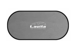 Шторка солнцезащитная для заднего стекла на присосках 100х50 см, LA 140206 Lavita