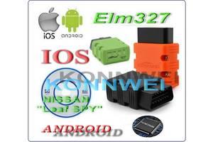 Сканер ELM327 KONNWEI KW902 V1.5 IPHONE (Android) на PIC18F25K80 OBD 2