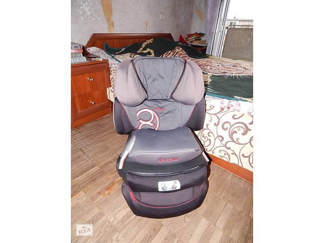 СУПЕРШАРА! Автокресло Cybex Pallas Isofix 9-36 кг + бустер!!!- объявление о продаже  в Киеве