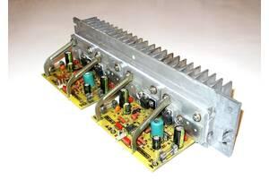 Усилитель Радиотехника (Radiotehnika) 101 (7101) - блок УНЧ (2х60 Вт)