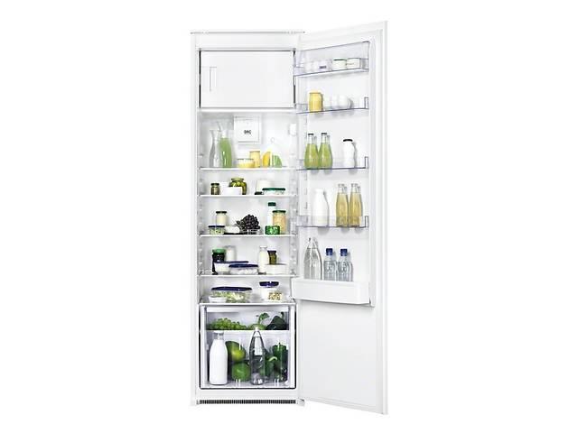 купить бу Встраиваемый холодильник Zanussi ZBA30455SA в Харкові