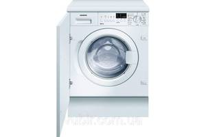 Встраиваемые стиральные машины узкие Siemens