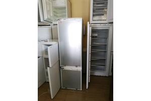 Вбудовані двокамерні холодильники Bosch
