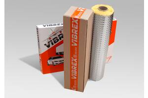 Виброизоляция Vibrex Master 1.6*500*4000 рулон