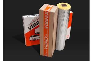 Виброизоляция Vibrex Master Light 1.3*500*4000 рулон