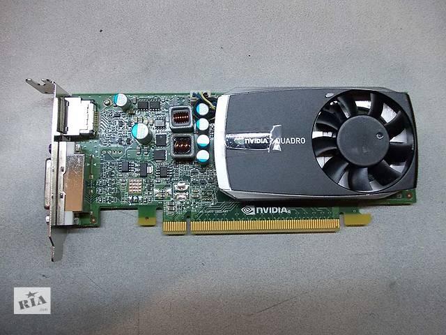 купить бу Видеокарта PCI-E Nvidia Quadro 600 1 Gb в Запорожье