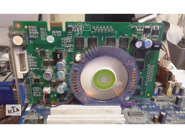 продам Видеокарта (видеоадаптер) ASUS NVIDIA GeForce 8600 GT 512 MB 128 Bit бу в Львове