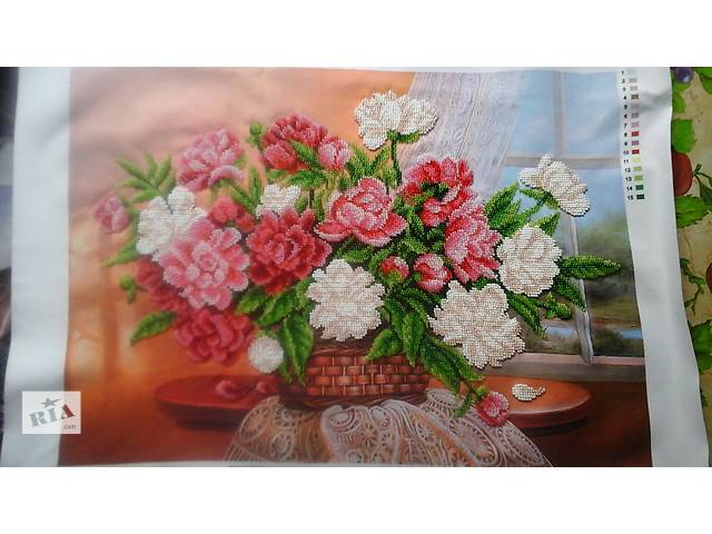 купить бу Вишита картина чеським бісером в Днепре (Днепропетровск)