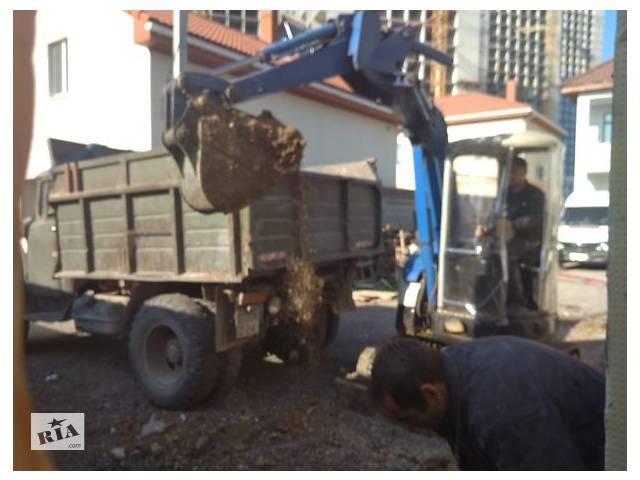 купить бу вывоз мусора и хлама в Одессе