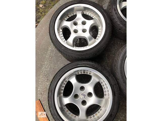 купить бу Выживание дискиR16 с шинами 215/40 для Honda Civic в Гайвороне