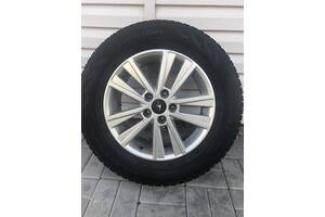 Применяемый диск с шиной для Volkswagen Tiguan 2019
