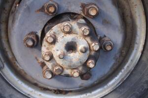 Применяемый тормозной барабан для LDV Convoy 2000-205рв на ЛДВ конвой барабан спарка цена 1200гр за один пробег 200 тыс