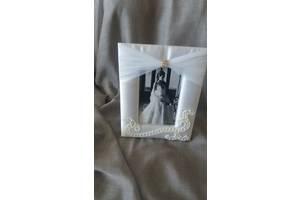 Продаю рамку для свадебной фотографии