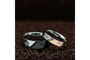 Новые Обручальные кольца с камнями