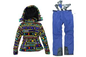 Новые Детские горнолыжные костюмы