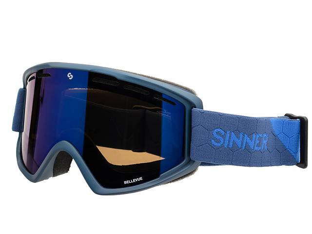 Маска гірськолижна Sinner Blue SKL35-221932- объявление о продаже  в Одессе
