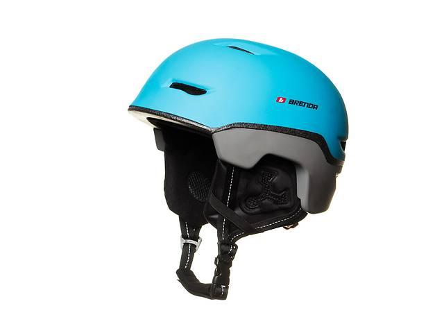 купить бу Шолом гірськолижний Brenda L-XL Blue - 187963 в Одессе