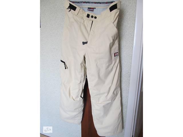 бу Зимние лыжные водонепроницаемые штаны L на рост 4/5 в Староконстантинове