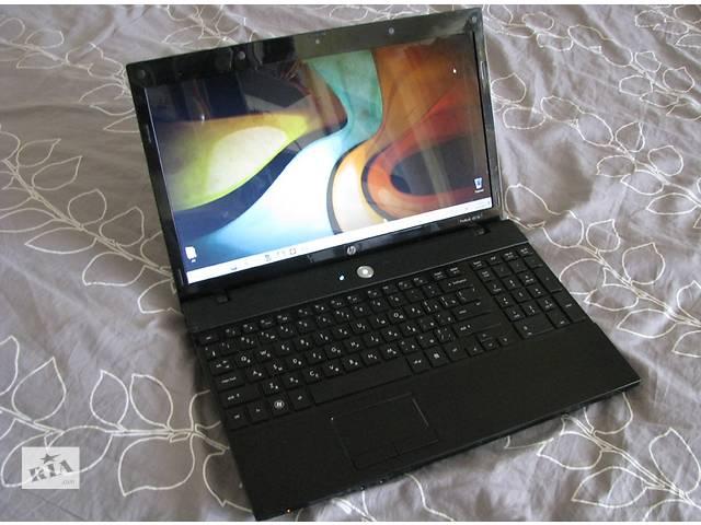 купить бу Игровой  ноутбук HP ProBook 4510s (2ядра 2 гига камера) в Киеве