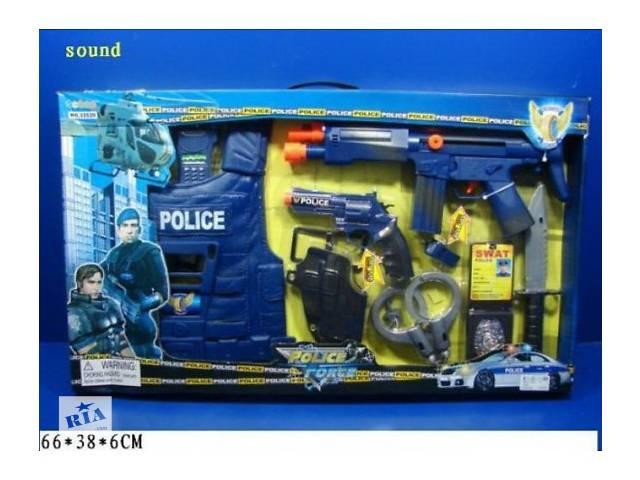 Игровой Полицейский набор 33520- объявление о продаже  в Киеве