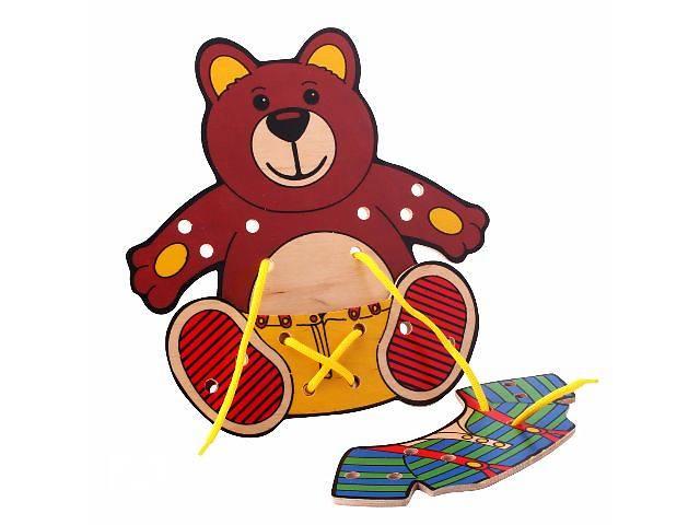 купить бу Игрушка деревянная Медвежонок в Киеве