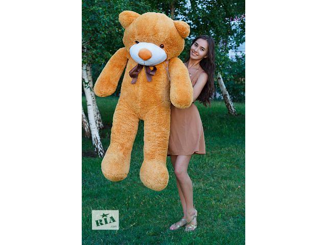 """продам Игрушка мягкая медведь """"Тедди"""" 160 см бу в Черкассах"""