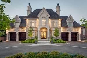 Индивидуальное проектирование загородных домов, коттеджей, вилл, особняков.