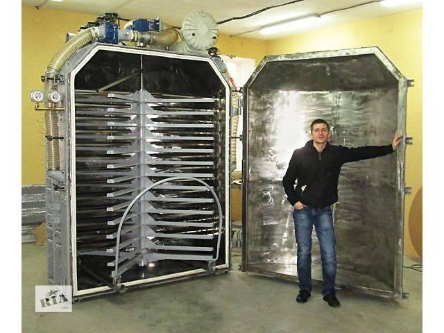 Инфракрасная конвекционная вакуумная импульсная сушка для продуктов!- объявление о продаже  в Харькове