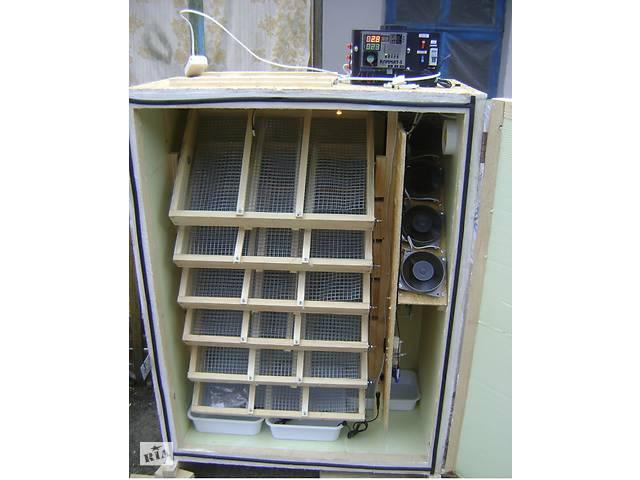 Инкубатор автоматический от 120 - 3500 яиц, инкубаторы в Украине, инкубаторы бытовые, инкубаторы купить Украины