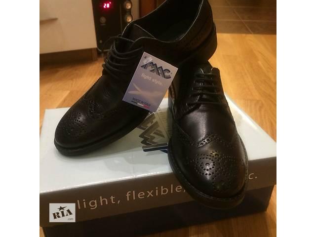 продам Итальянские кожаные туфли НОВЫЕ IMAC бу в Донецке
