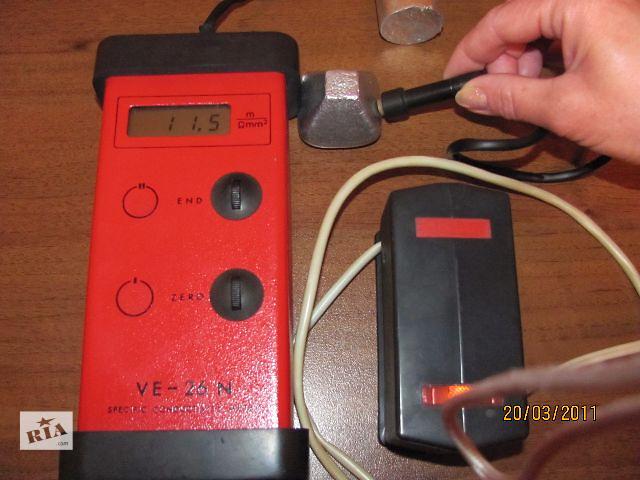 бу Измеритель удельной электрической проводимости ВЭ-26Н в Новой Каховке