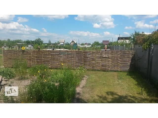 забор из орешника украинский тын- объявление о продаже  в Чернигове