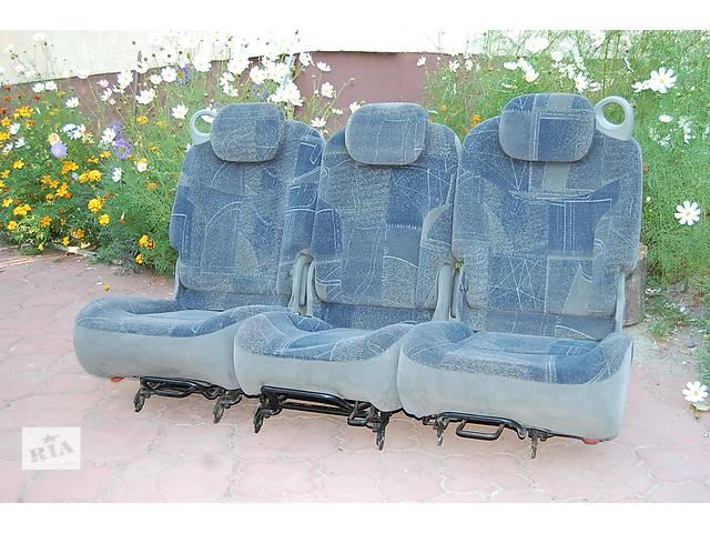 бу Задние сидения трансформеры для Volkswagen Caddy в Любомле