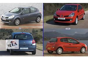 Новые Панели задние Renault Clio