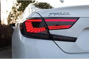 Задние фонари Honda Accord 10 тюнинг (18+) диодные LED