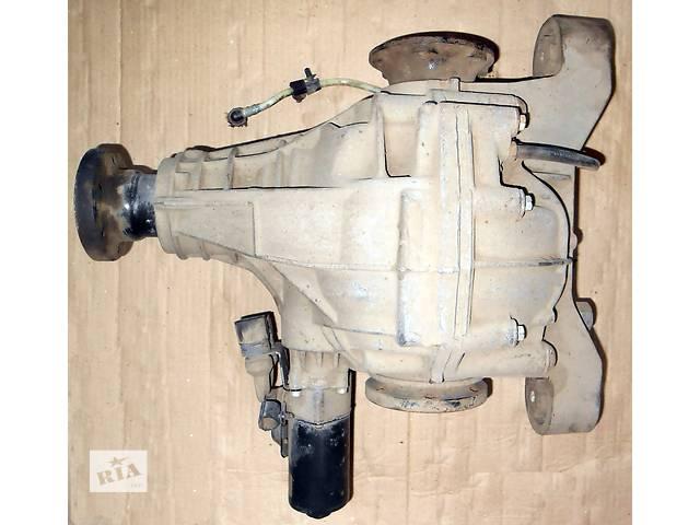 бу Задний мост GNH Volkswagen Touareg фольксваген вольксваген туарег передаточное число 3,27 2003-2009г.в в Ровно
