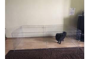 Загон, барьер, вольер, клетка, манеж для собак 100х100х60h на прокат