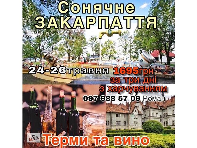 бу Закарпатье(термы и вино): лечебные термальные комплексы, замки Закарпатья, термальные источники КОСИНО, Жаворонок  в Украине