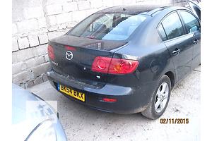 Замки капота Mazda 3