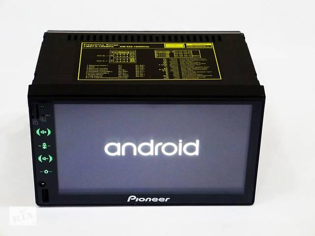 2din автомагнитола Pioneer FY6503 GPS, 4Ядра, 1/16Gb, Adnroid- объявление о продаже  в Днепре (Днепропетровск)