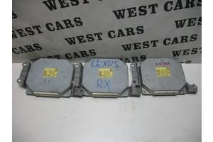б/у Парктроники/блоки управления Lexus RX